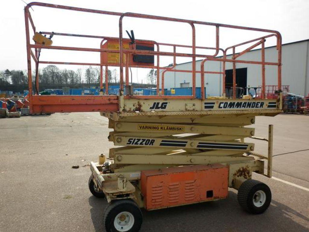 Saxlift Lift JLG CM-2558 - 0 ...