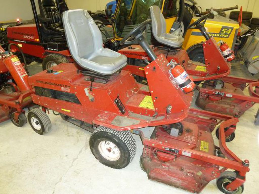 Splitter nya Åkgräsklippare Toro Groundmaster 120 Åkbar gräsklippare SO-35
