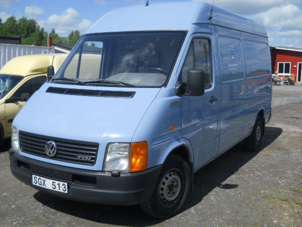vw lt 35 sk p mr sk pbil van transportbil volkswagen lt35 for sale retrade offers used machines. Black Bedroom Furniture Sets. Home Design Ideas