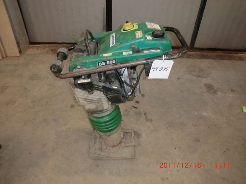 Stamp Wacker BS600 - 0