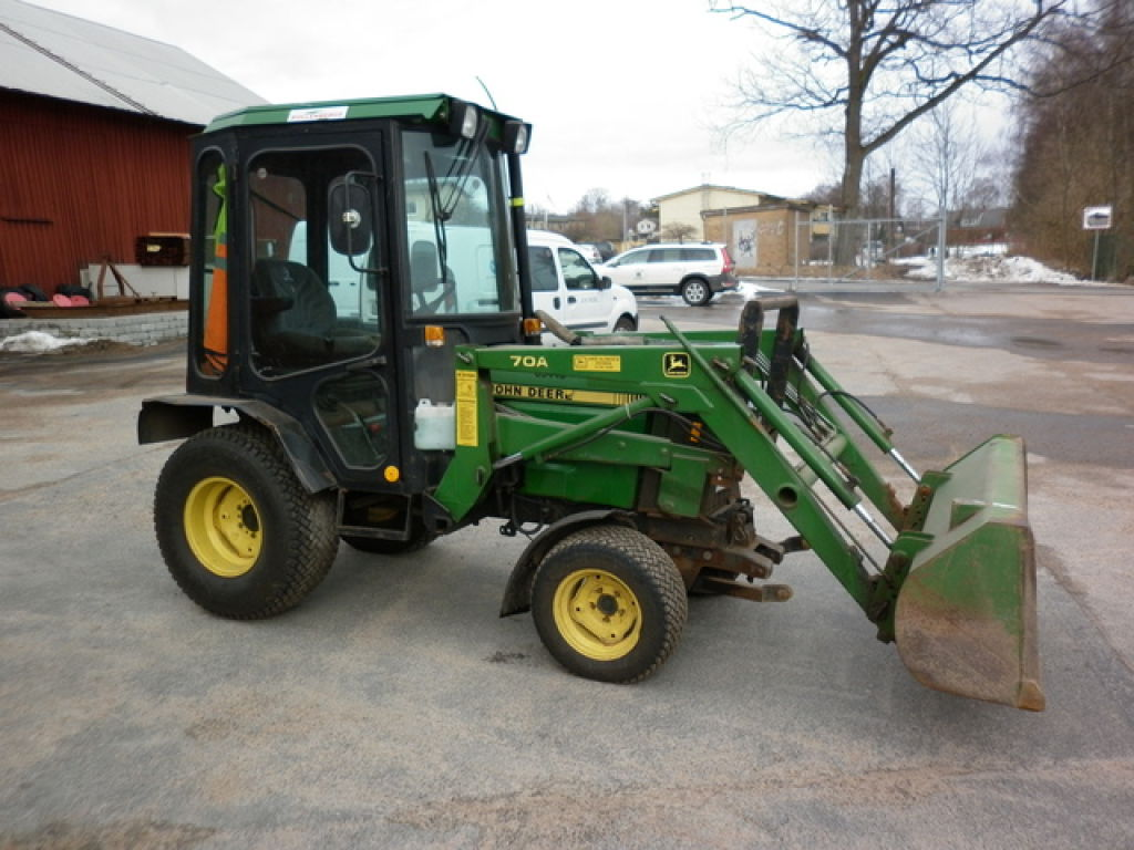John Deere 855 4WD for sale  Retrade offers used machines