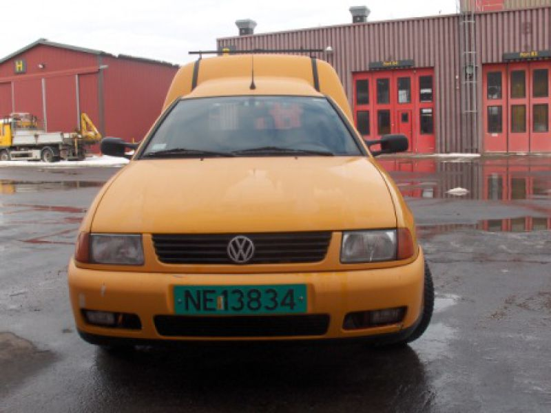 VW Caddy - 0
