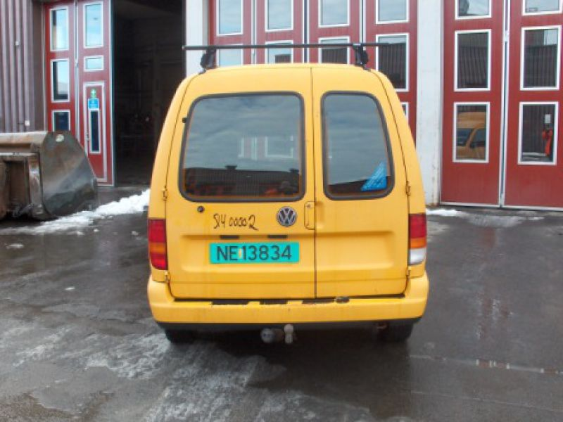 VW Caddy - 2