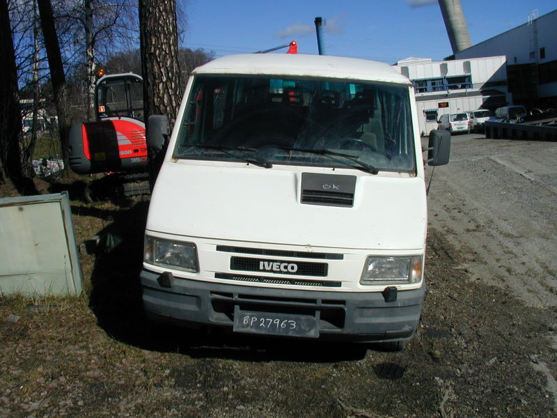 Iveco Daily 35-10, 9-seter - 0