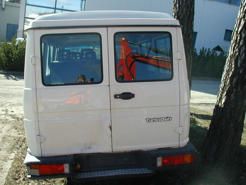 Iveco Daily 35-10, 9-seter - 4