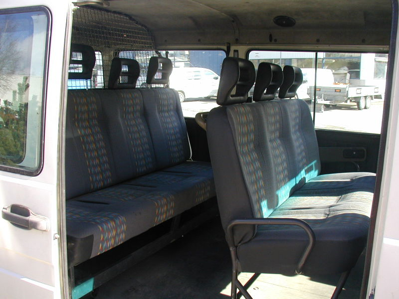 Iveco Daily 35-10, 9-seter - 2