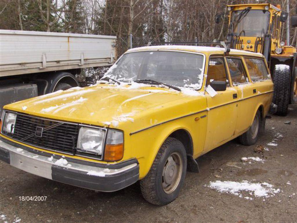 Volvo 245 - 0 ...