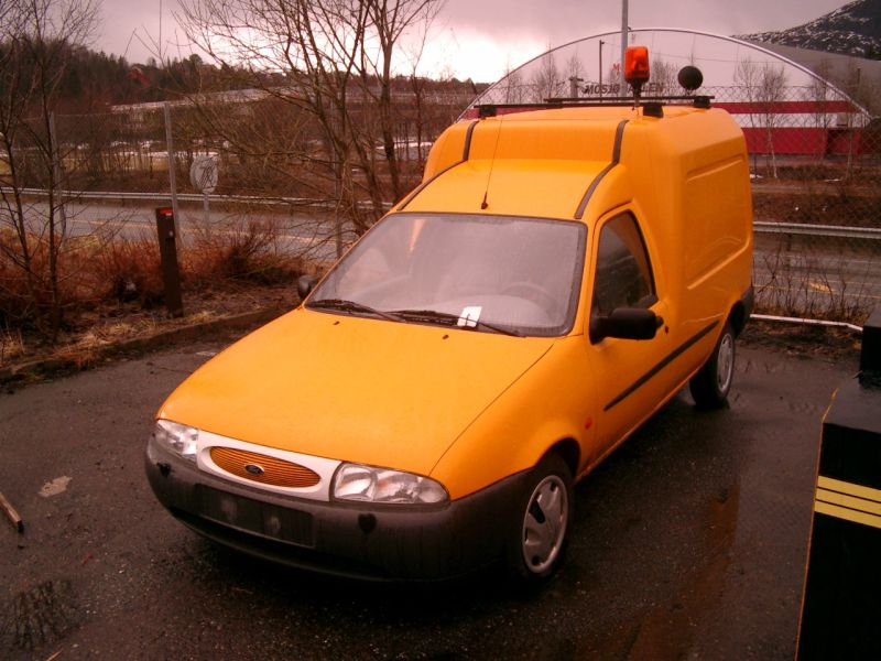 Ford Courier - 0