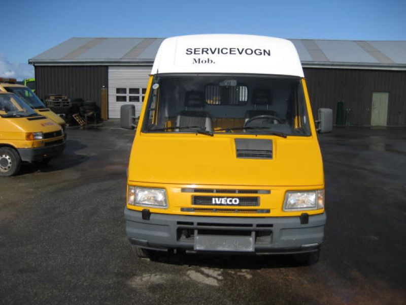 IVECO DAILY 3512 - 0