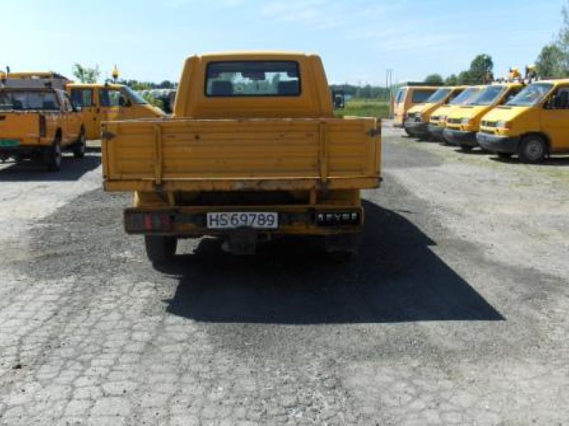 Volgswagen Pick up - 3