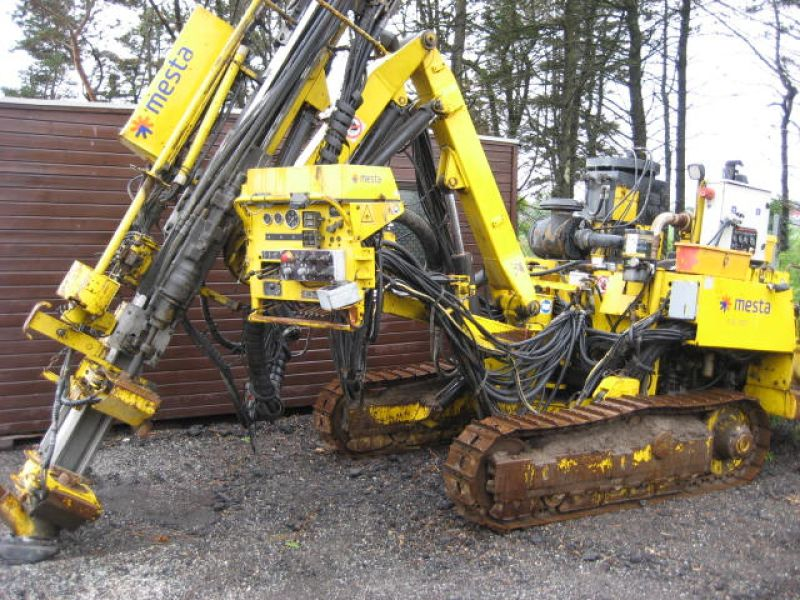 ATLAS COPCO ROC 642HP01 - 0