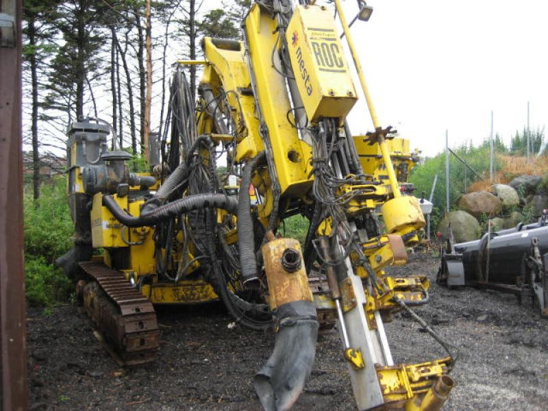 ATLAS COPCO ROC 642HP01 - 2