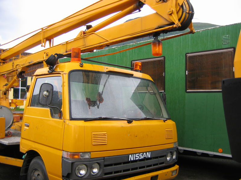 Nissan CABSTAR 610 Liftbil - 0