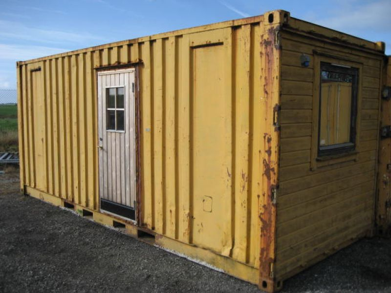 Container/Kontor - 0