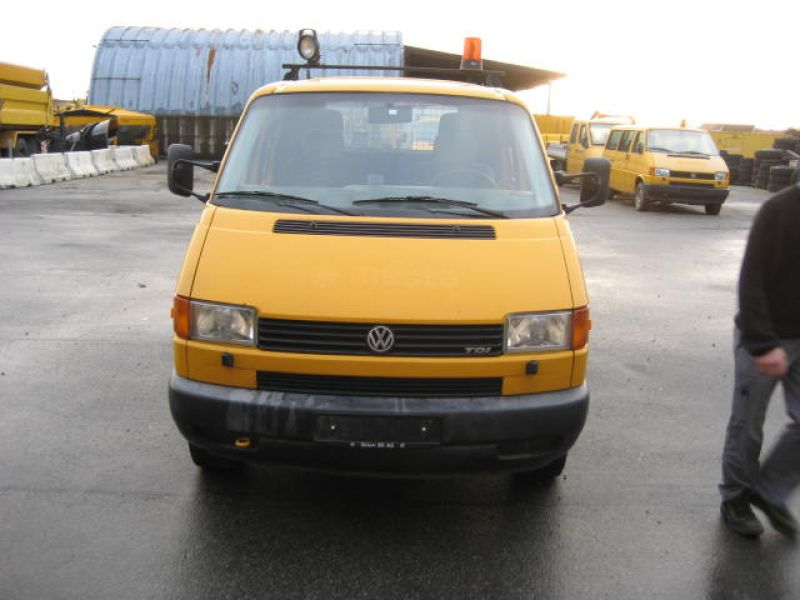 VW TRANSPORTER TDI - 0