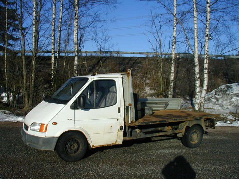 Ford transit Turbo - 0