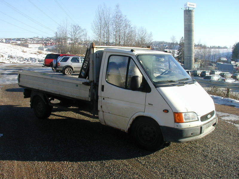 Ford transit Turbo - 1