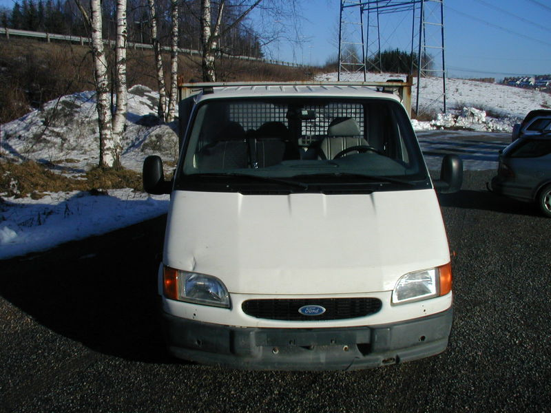 Ford transit Turbo - 2