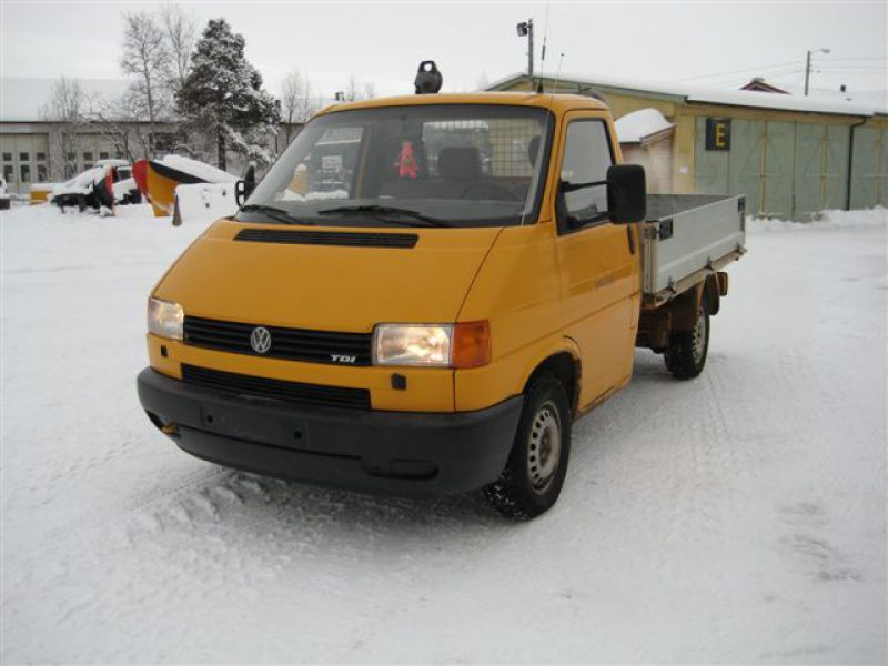VW Transporter  2,5 TDI   - 0