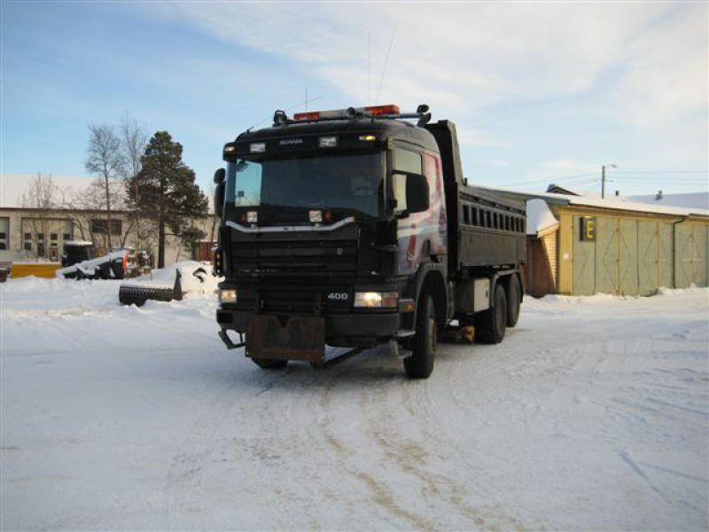 Scania P124CB 4X4+2 HZ 400/ P124 - 3
