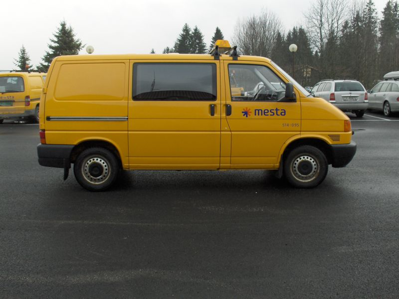 VW Transporter TDI - 1