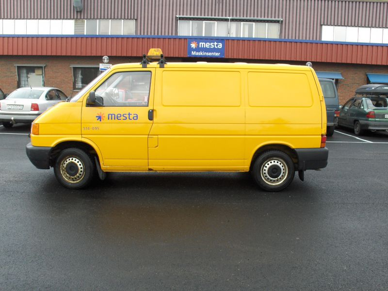 VW Transporter TDI - 2
