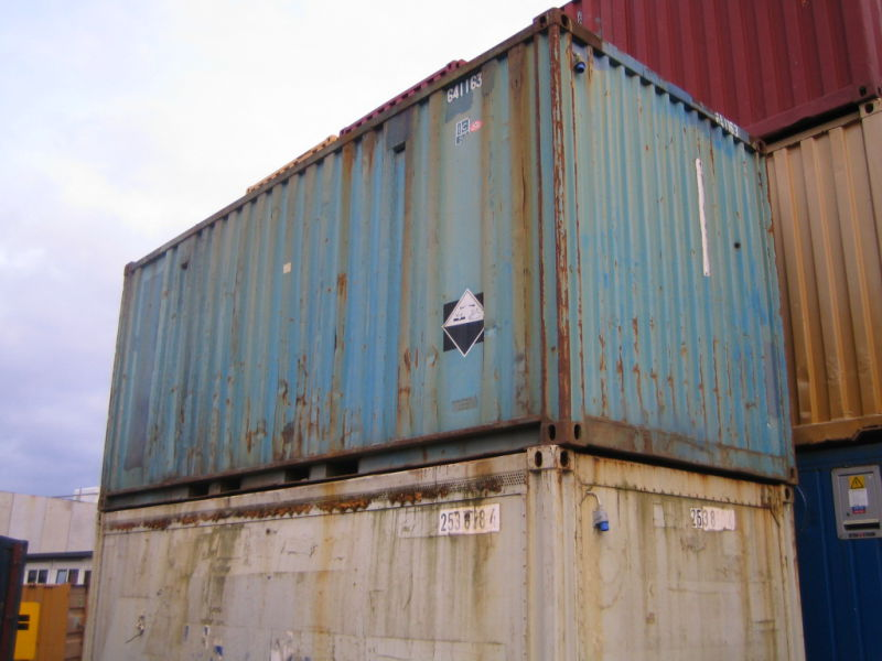 Container 20fot - 0