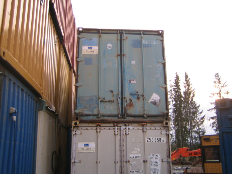 Container 20fot - 2