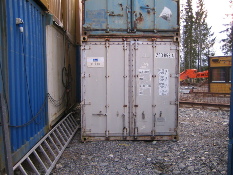 Container 20 fot - 2