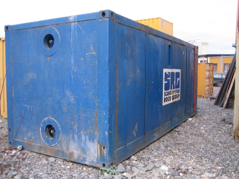 Verksted-container - 1