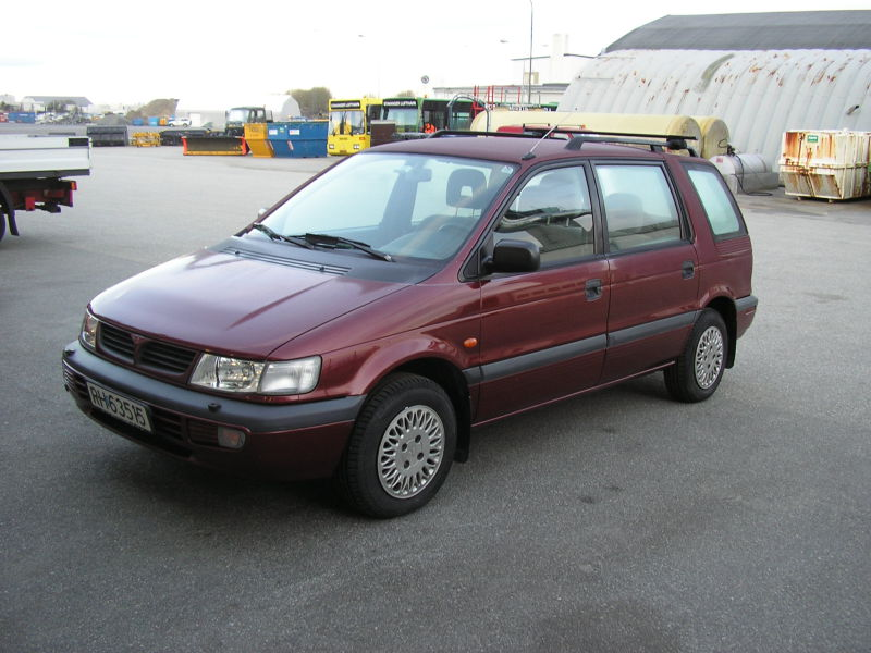 Mitsubishi Space Wagon 4X4 - 0