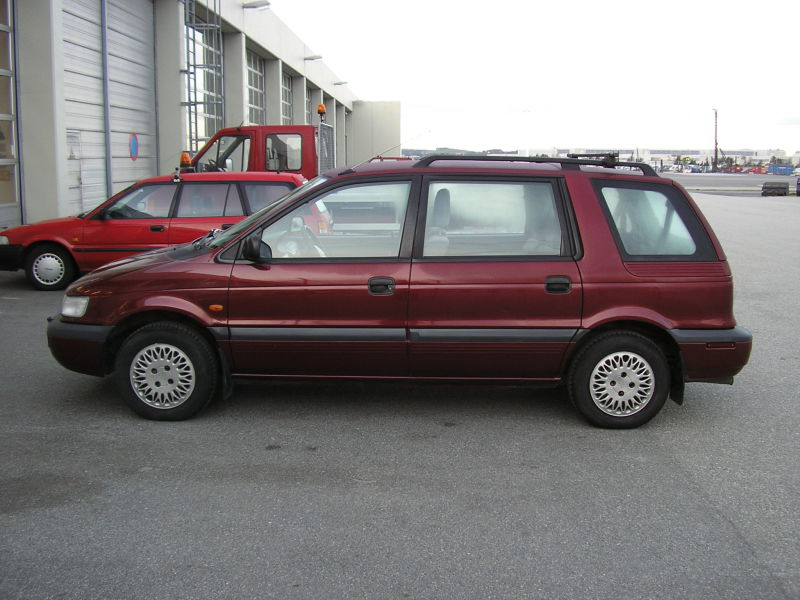Mitsubishi Space Wagon 4X4 - 2