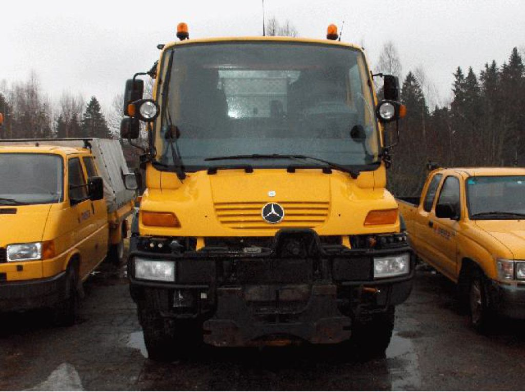 Mercedes-Benz / Unimog 400 for sale  Retrade offers used