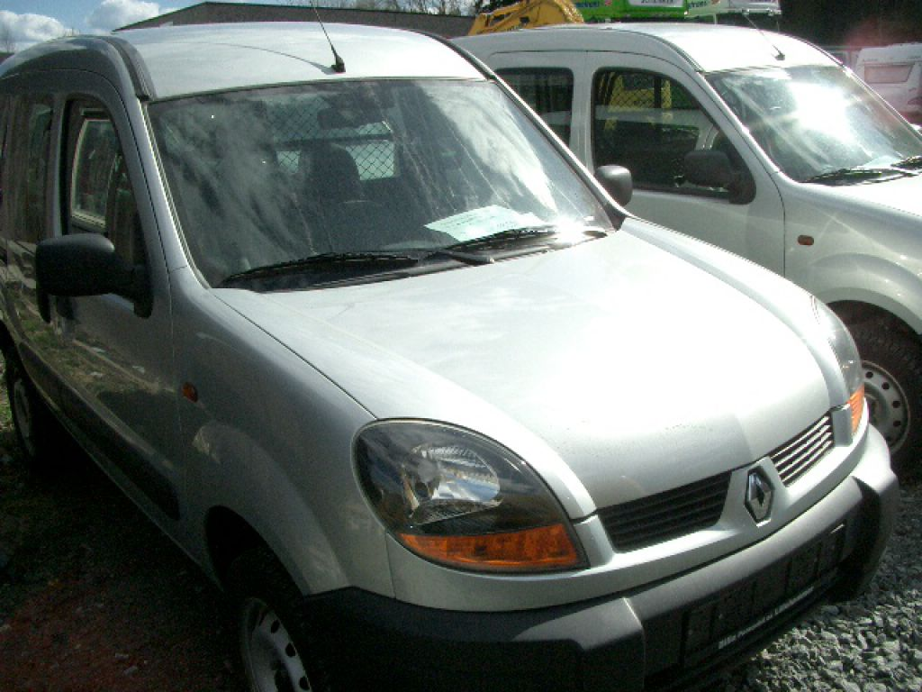 renault kangoo 1 6 4x4 vare for sale retrade offers used. Black Bedroom Furniture Sets. Home Design Ideas