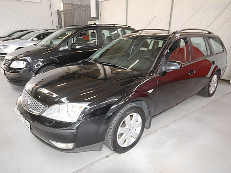 Ford Mondeo 1,8 Trend stv  - 3
