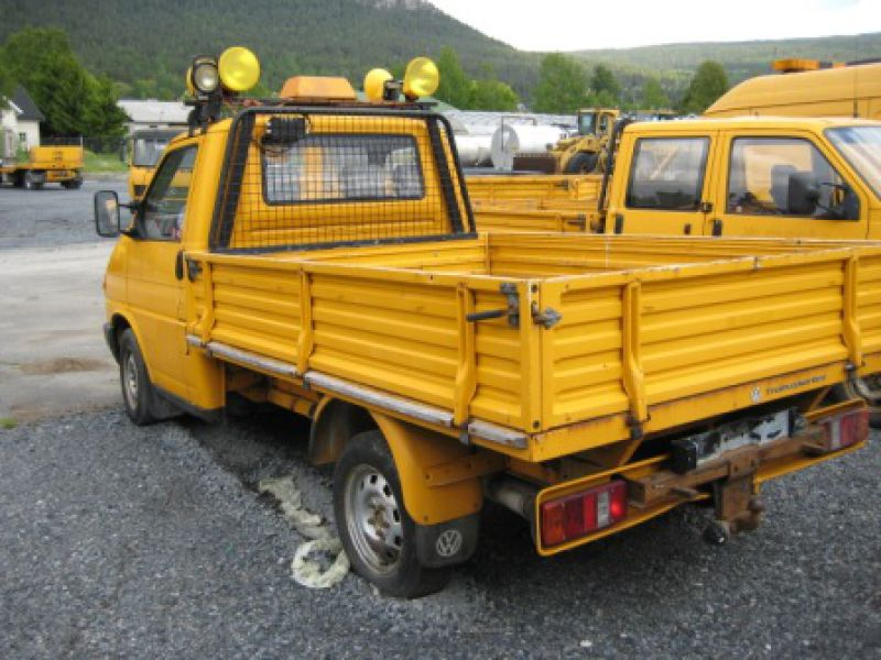 Volkswagen pick-up - 2
