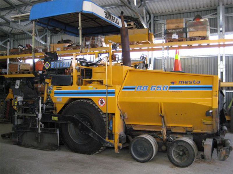 Bitelli BB 650 - 4