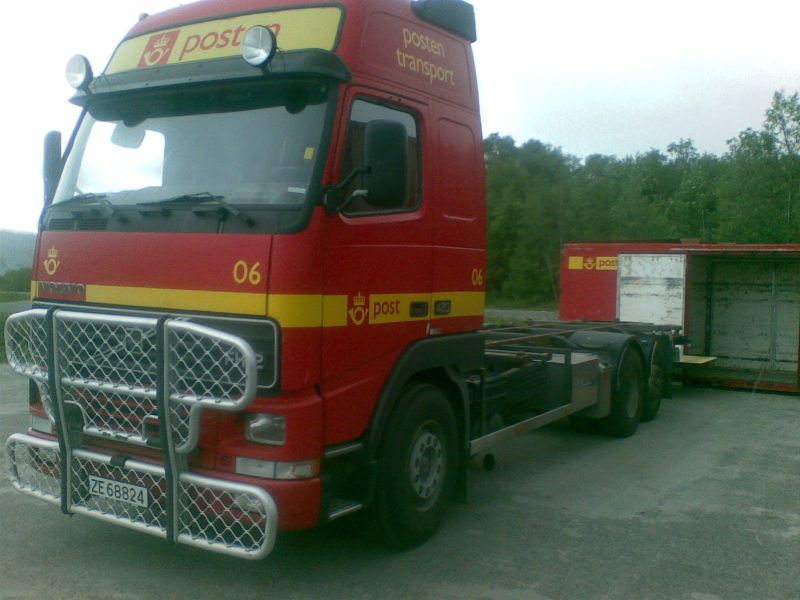 Volvo FH12 - 1