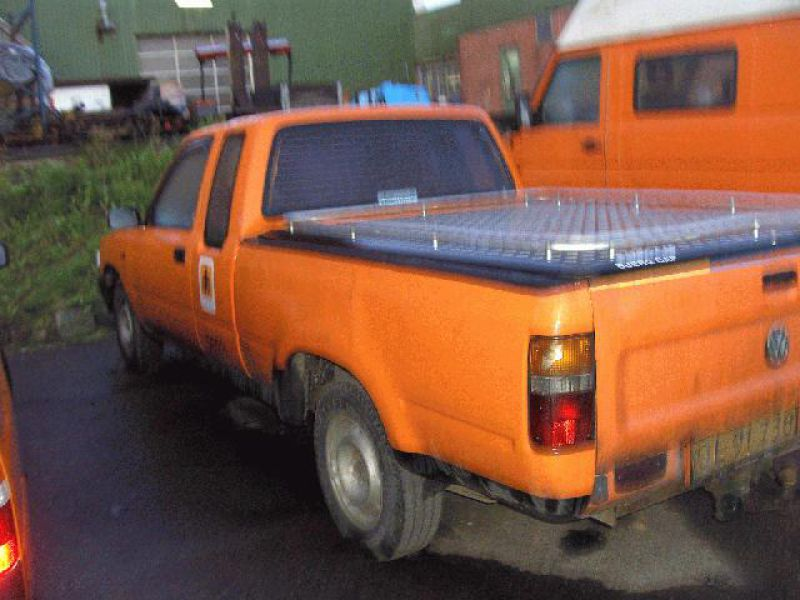 VW Taro Pick Up (Hilux) 2WD - 2
