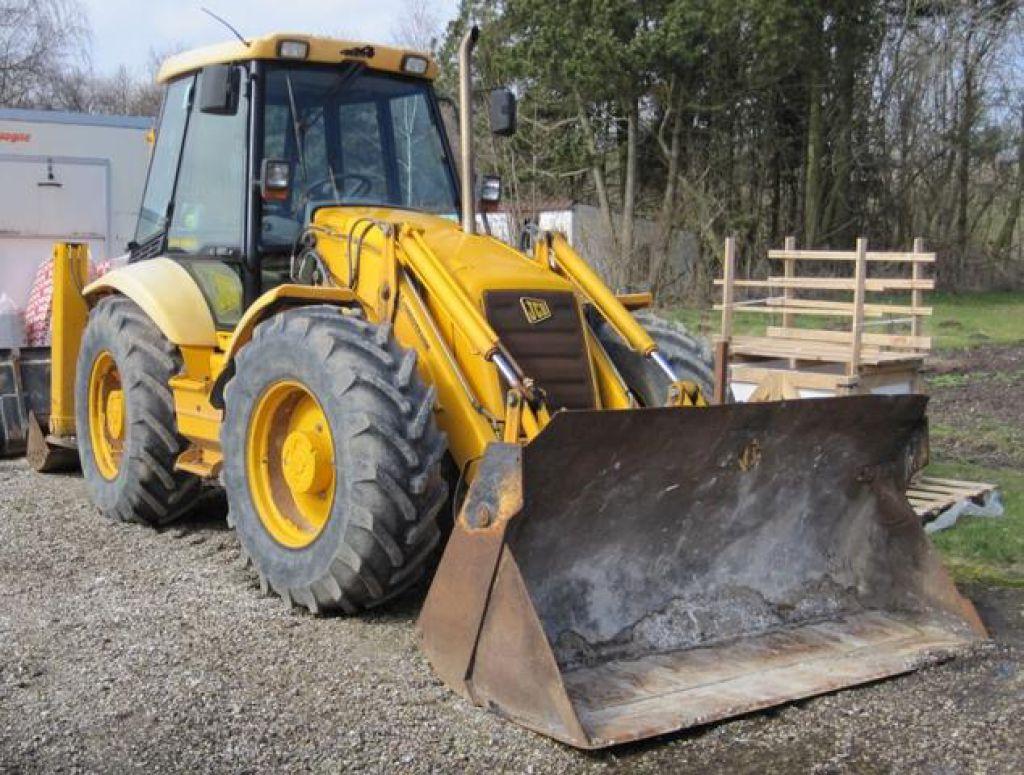 JCB 4CX Rendegraver / Backhoe loader 4 CX til salg. På Retrade kan du købe brugt udstyr ...