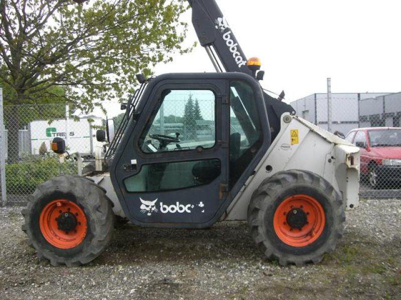 Bobcat T2556 Teleskoplæsser til salg. På Retrade kan du købe brugt udstyr, maskiner, køretøjer ...