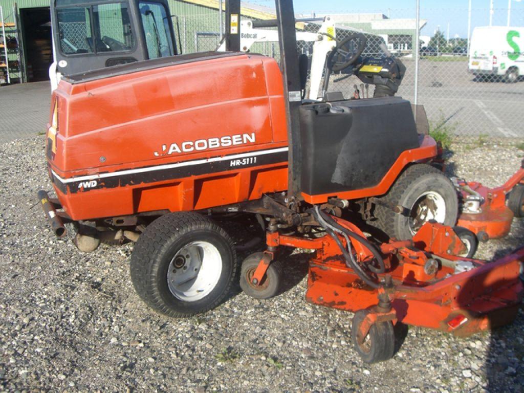 Jacobsen HR5111 Rotorklipper til salg. På Retrade kan du købe brugt udstyr, maskiner, køretøjer ...