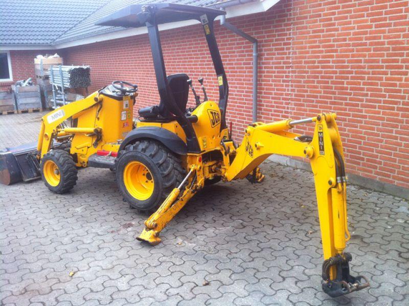 JCB CX Mini Rendegraver til salg. På Retrade kan du købe brugt udstyr, maskiner, køretøjer og ...