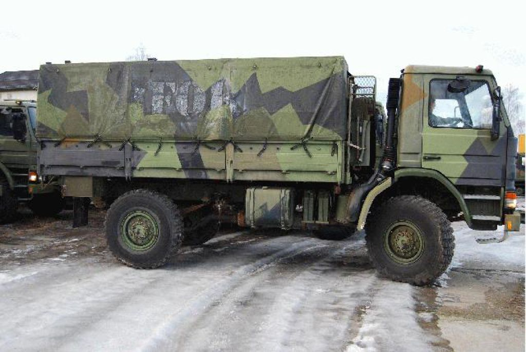 Diesel Truck For Sale >> Scania P-93 MK 4x4 for sale. Retrade offers used machines, vehicles, equipment and surplus ...