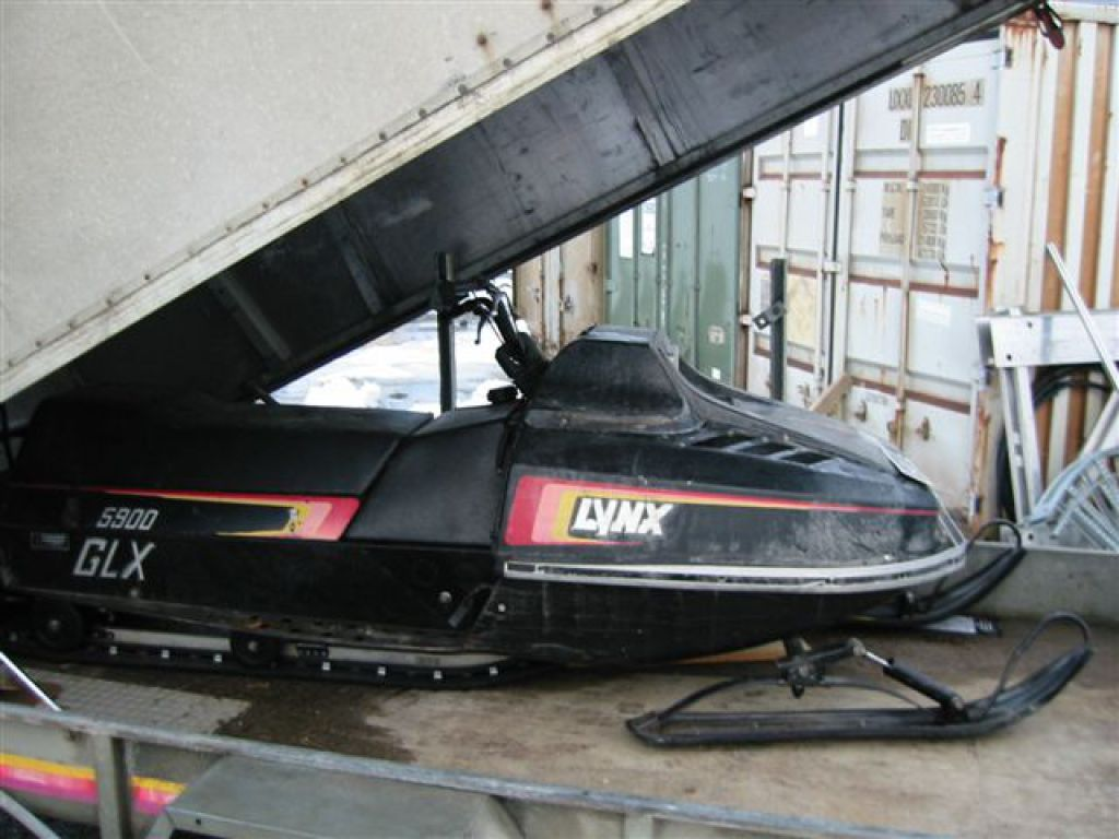 Lynx GLX 5900 for sale  Retrade offers used machines
