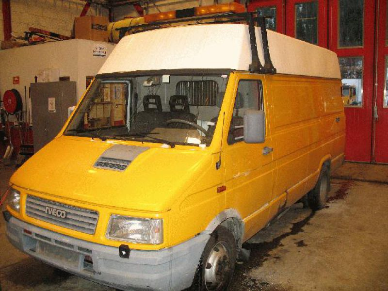 IVECO DAILY 35.10LE - 0