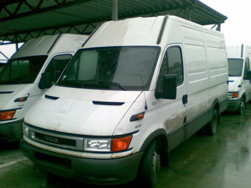 IVECO DAILY 35C15 - 0