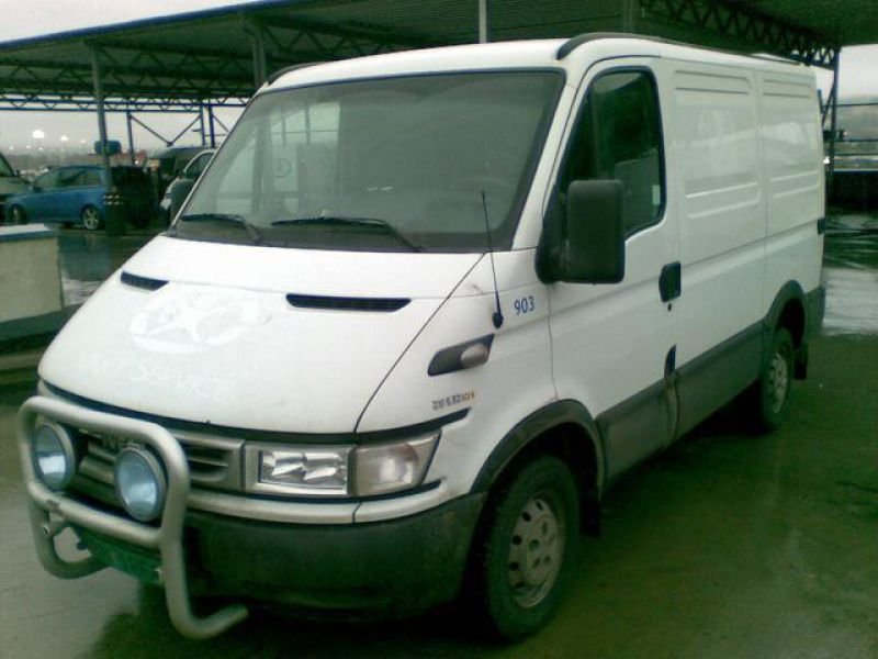 IVECO DAILY 29L12 - 0