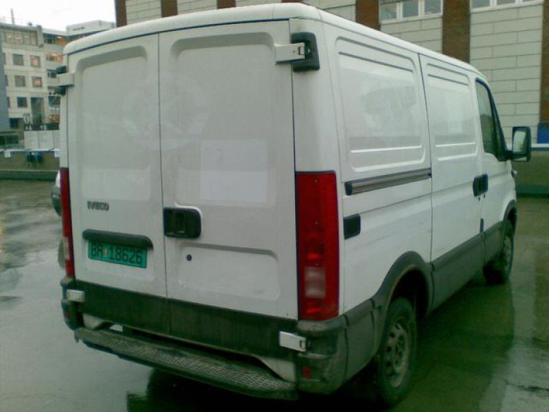 IVECO DAILY 29L12 - 2