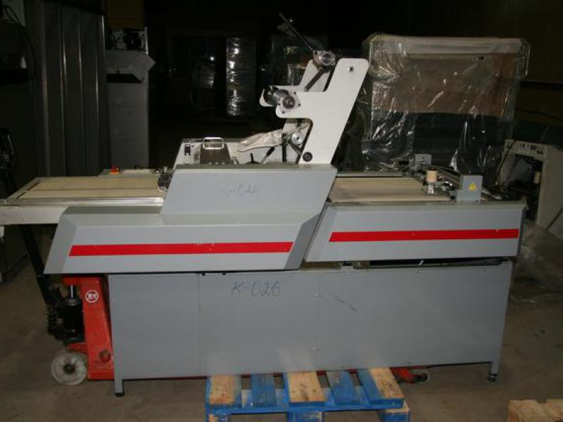 DELTA JUNIOR 056 Laminating machine - 2